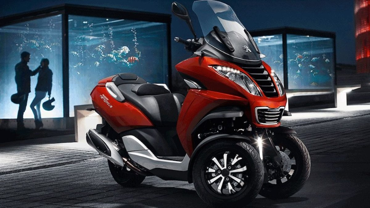 Peugeot Metropolis Could Be Launched In India