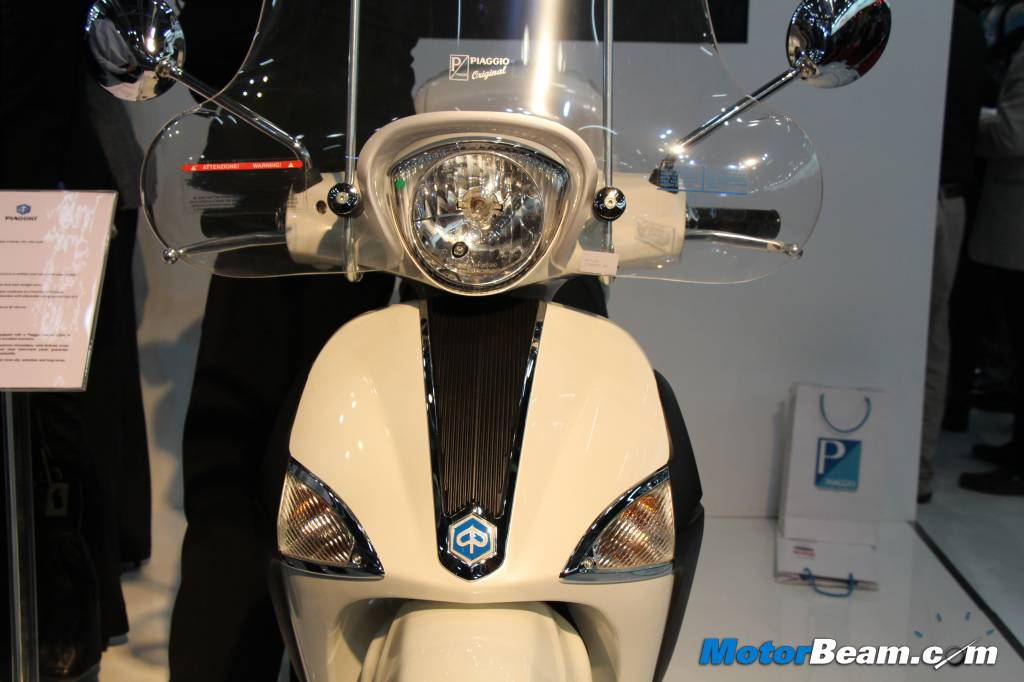 Piaggio To Launch Liberty Scooter In India
