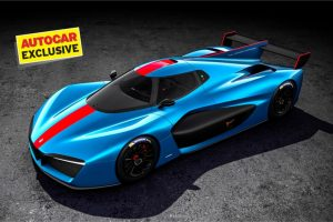 Mahindra EV Bugatti Chiron Rival Under Development