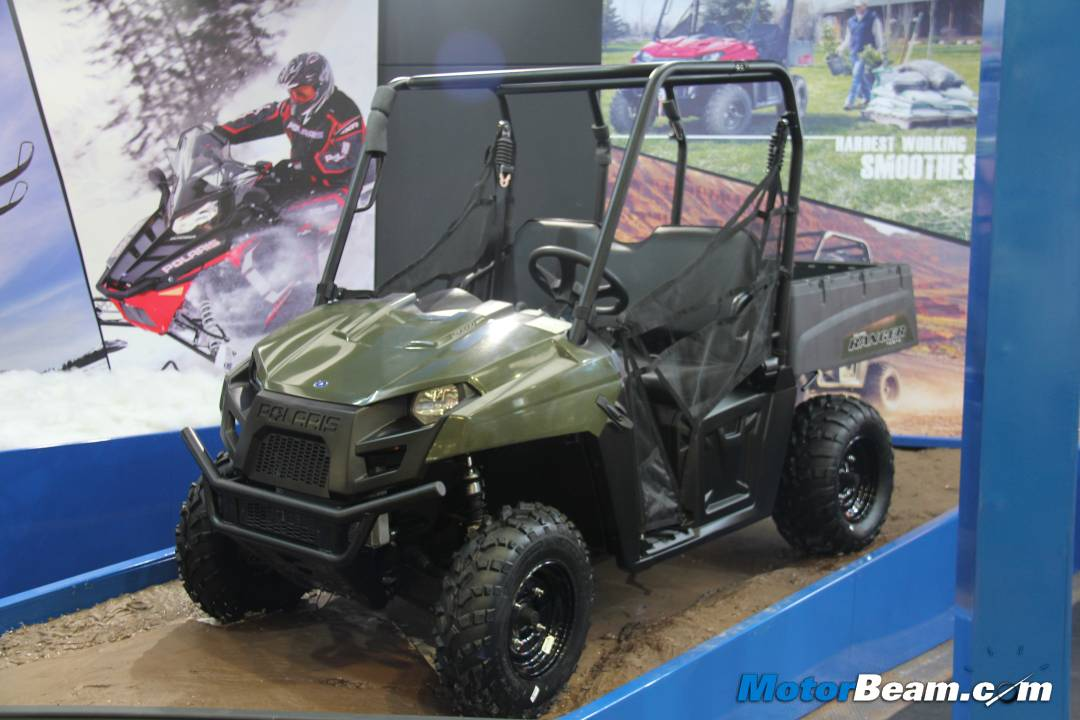 Polaris 2012 Auto Expo