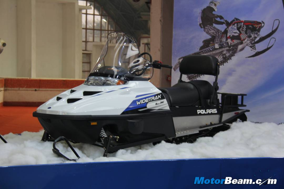 Polaris Widetrak India