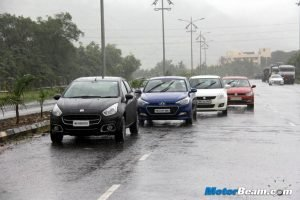 Polo vs Elite i20 vs Swift vs Punto Evo Shootout