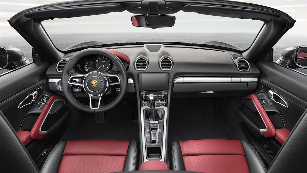 Porsche 718 Boxster 718 Cayman Price Starts At Rs 81 63 Lakhs Motorbeam