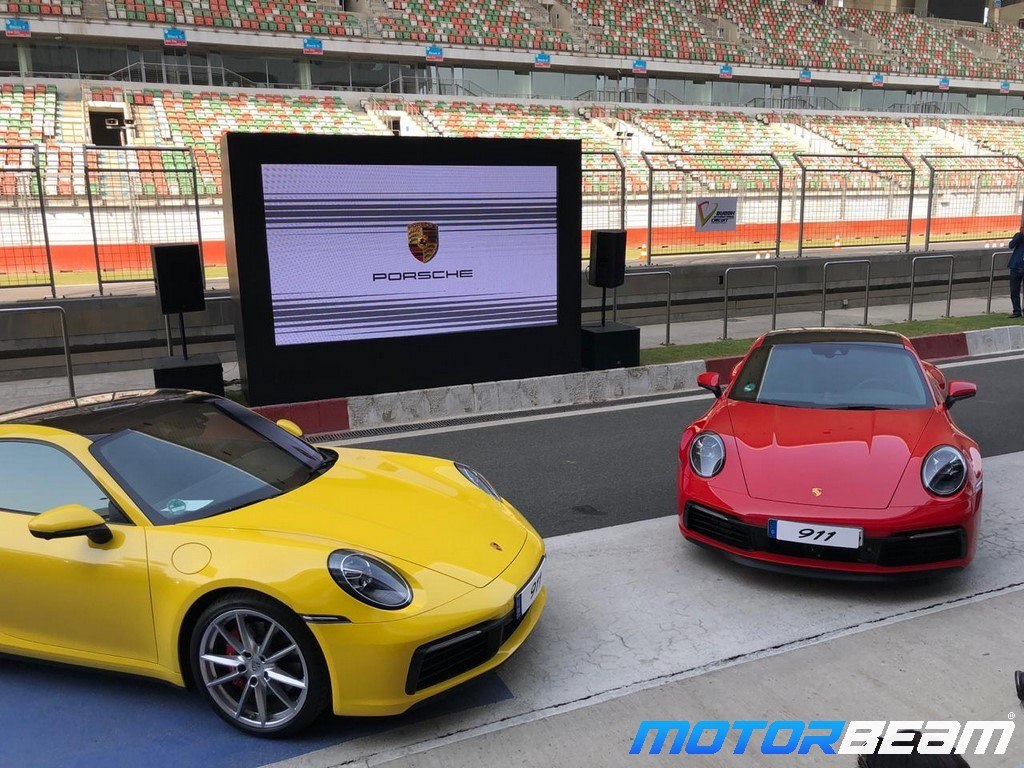 Porsche Carrera Series Launched