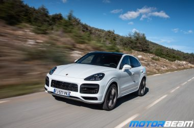 Porsche Cayenne Coupe Review Test Drive