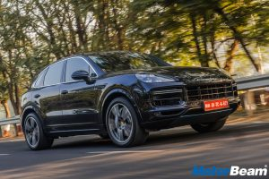 Porsche Cayenne Turbo Test Drive Review