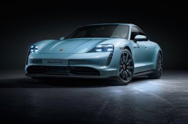Porsche Taycan 4S Revealed