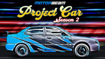 Project Car Trailer