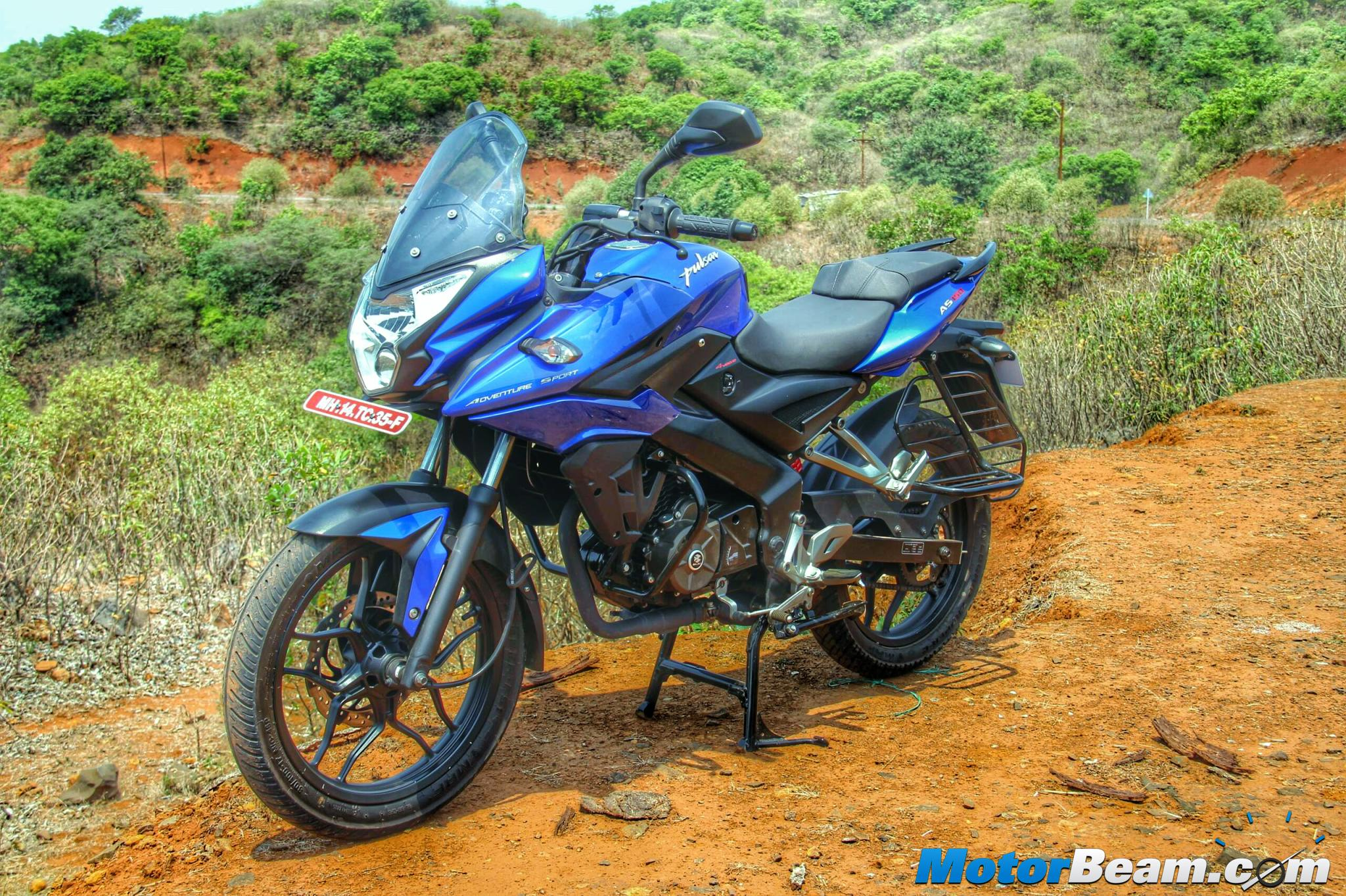 Pulsar 150 AS Test Ride Review