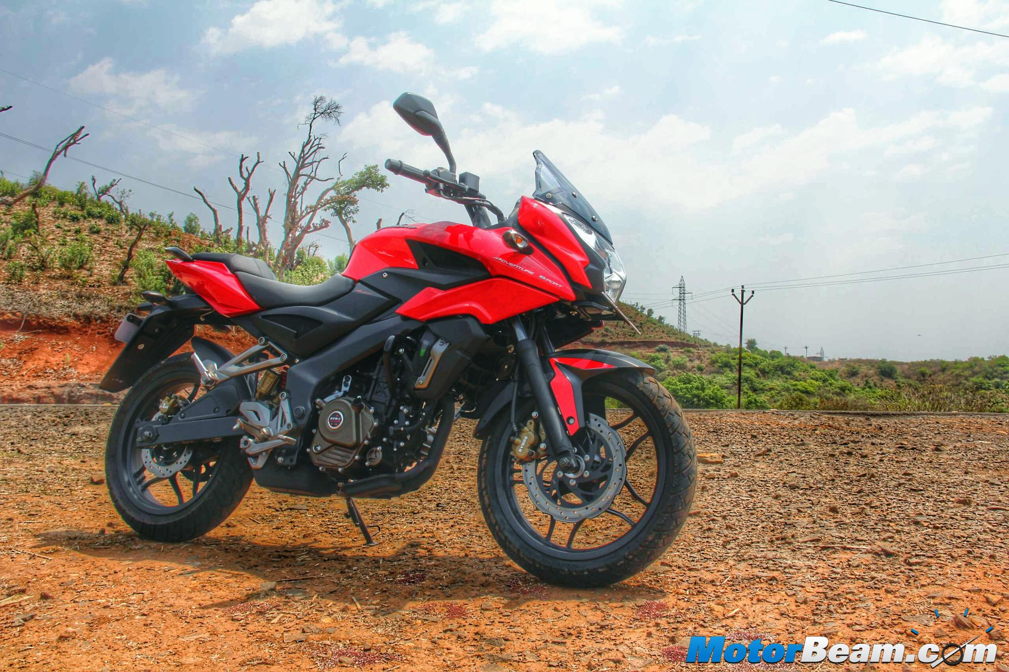 Pulsar 200 AS Test Ride Review