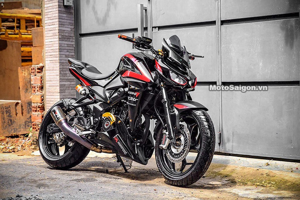 Pulsar 200 NS Modified