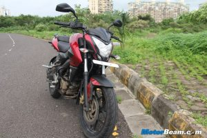 Pulsar 200 NS Test Ride Review