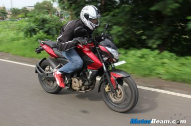 Pulsar 200 NS Video Review