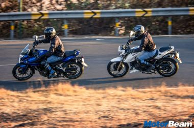 TVS Apache 200 vs Pulsar AS 200 – Shootout