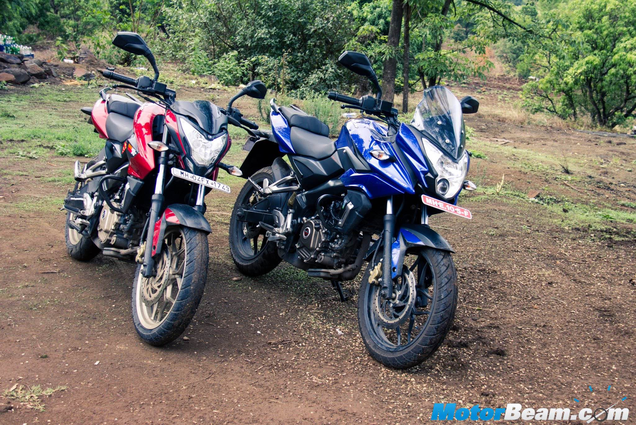Pulsar AS 200 vs Pulsar 200 NS