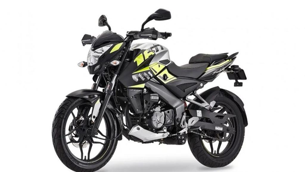 NS160 and NS200 Special Edition launched