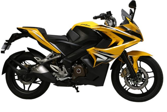 Pulsar RS 200 Price ABS Price