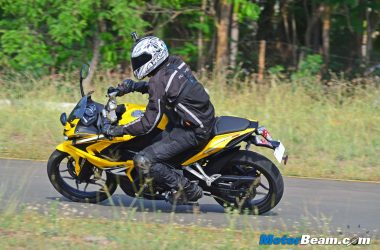 Pulsar RS 200 Video Review