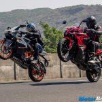 Pulsar RS 200 vs KTM RC 200 Review