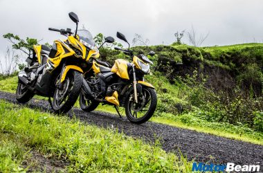 Pulsar RS 200 vs Apache 200 FI – Comparison Video