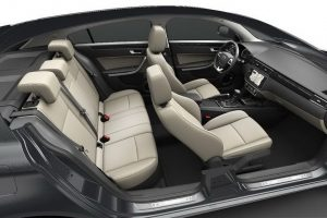 Qoros GQ3 Interiors