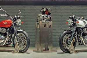 RE 650 Twins Unveiled