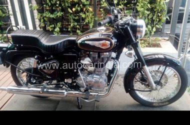 RE Bullet 350 ABS Front Disc