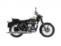 Royal Enfiled Bullet 350 Black