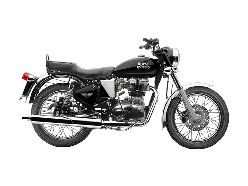 Royal Enfield Bullet 350 ES Black