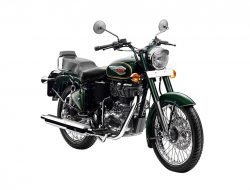 Royal Enfield Bullet 500 Green