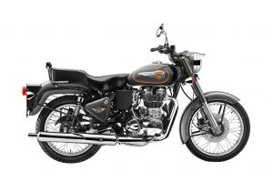 Royal Enfield Bullet 500 Grey