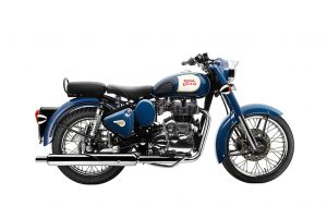 Royal Enfield Classic 350 Blue Review
