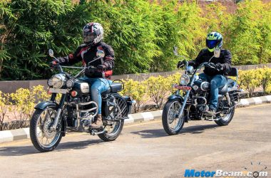 Bajaj Avenger 220 vs Royal Enfield Classic 350 – Shootout