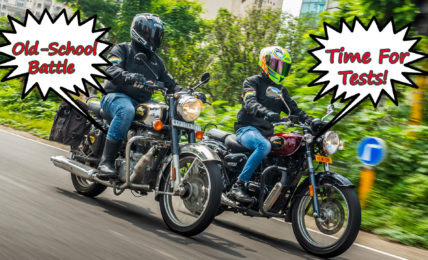 RE Classic 350 vs Benelli Imperiale 400 Comparison Video