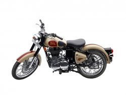 Royal Enfield Classic 500 Brown