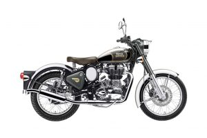 Royal Enfield Classic Chrome Silver