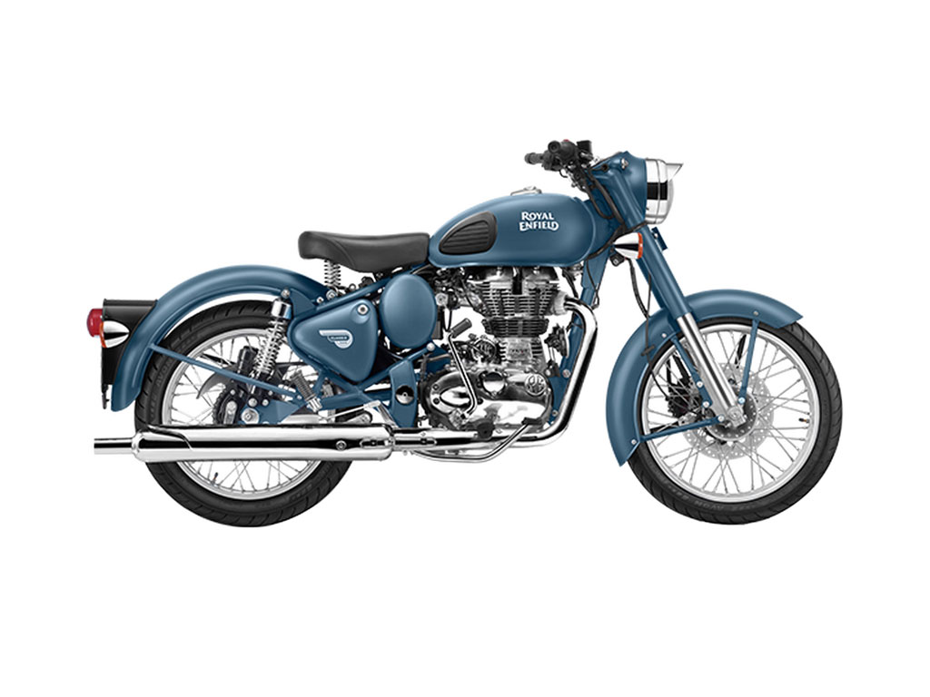 Royal Enfield Classic Squadron Blue Price