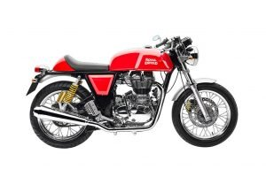 Royal Enfield Continental GT Red Review