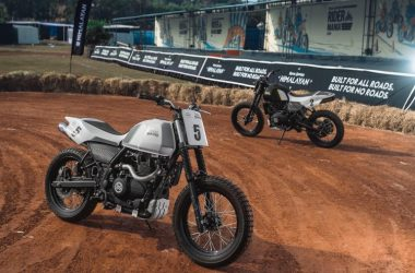 RE Himalayan FT 411 Reveal