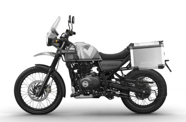 Royal Enfield Himalayan Sleet Launched, Priced At Rs. 2.12 Lakhs