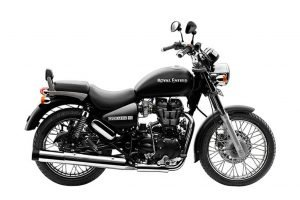 Royal Enfield Thunderbird 350 Matte Black