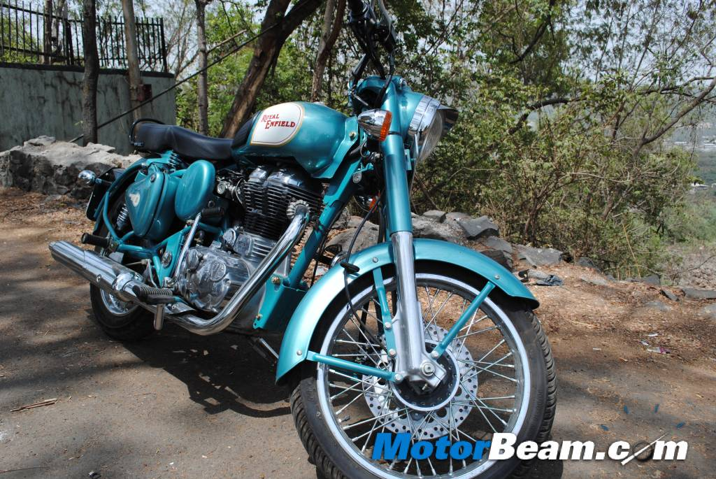 Royal Enfield Classic 500 Test Ride Review