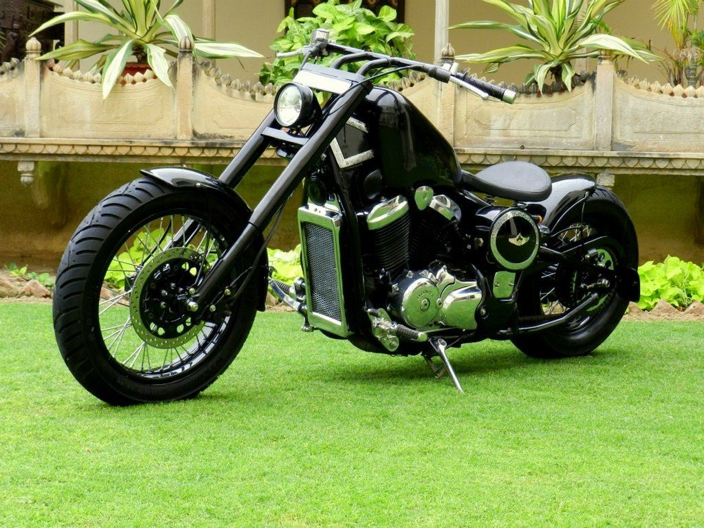 Rajputana Customs' Motorcycles Details Prices