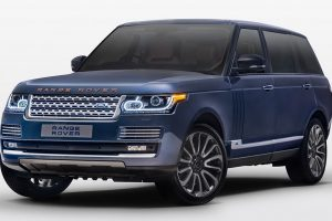 Range Rover Autobiography SVO Bespoke Front