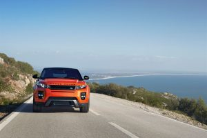 Range Rover Evoque AB Dynamic Wallpaper