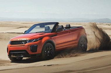 Range Rover Evoque Convertible Price