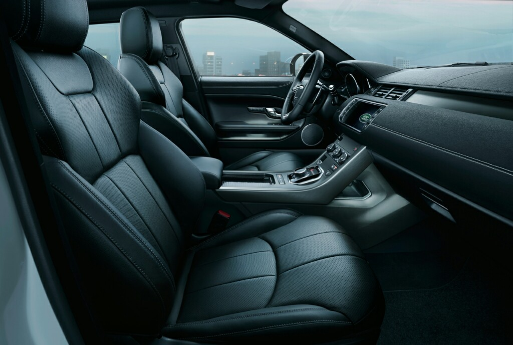 Range Rover Evoque Landmark Edition Interior