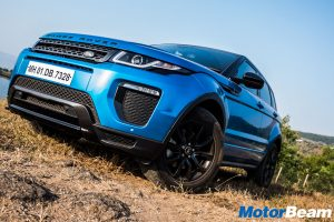 Range Rover Evoque Landmark Edition Review