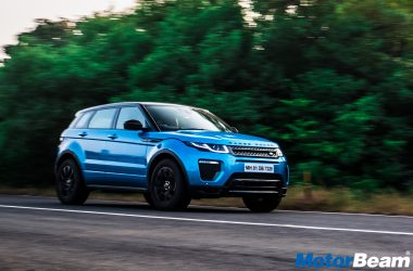 Range Rover Evoque Landmark Edition Test Drive Review