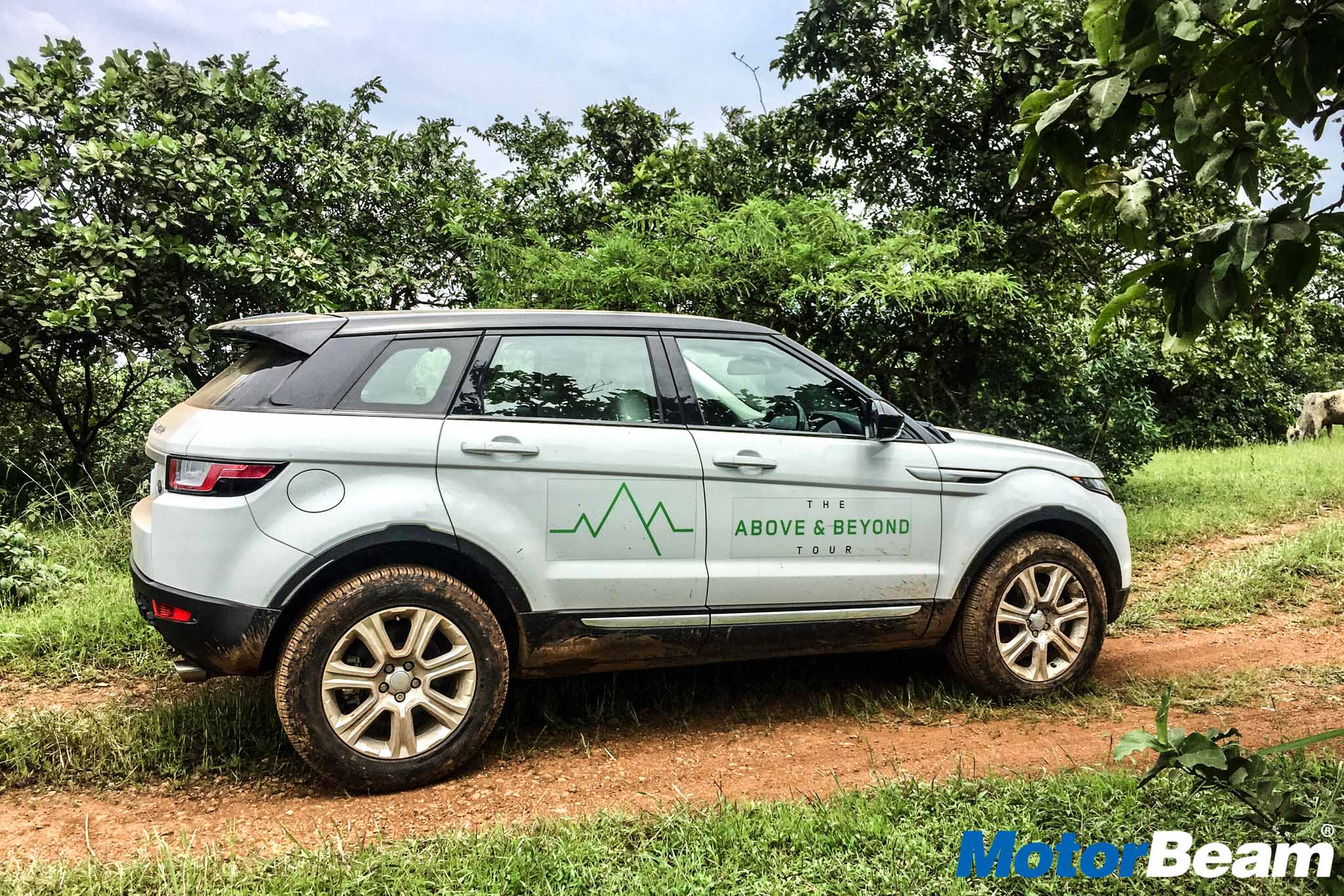 Range Rover Evoque Off-Road